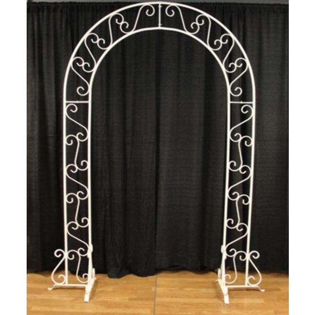 Arch, White