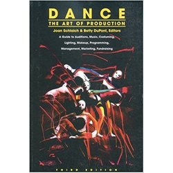 USED    SCHLAICH / DANCE: ART OF PRODUCTION