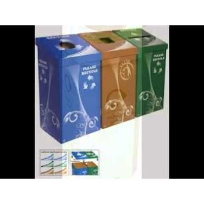 Recycling bins/cans