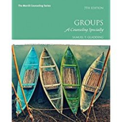 USED| GLADDING/ GROUPS:A COUNSELING SPECIALITY 7TH