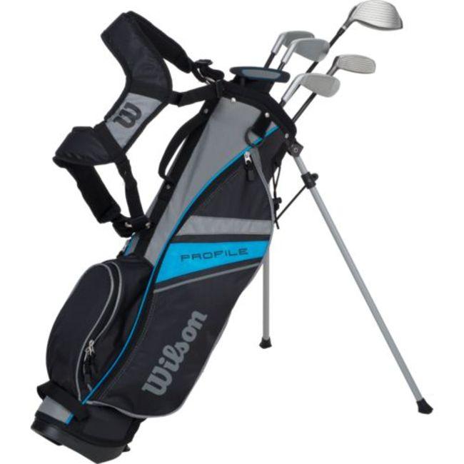 Junior Wilson Profile Large Golf Set Right Handed