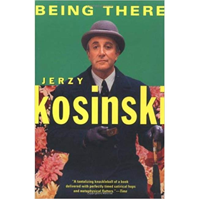 USED || KOSINSKI / BEING THERE