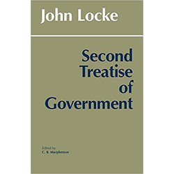 USED || LOCKE / SECOND TREATISE OF GOVERNMENT (ED: MACPHERSON)