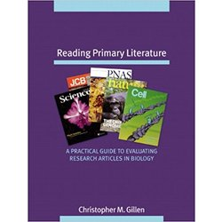 NEW || GILLEN / READING PRIMARY LITERATURE