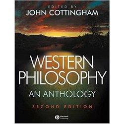 USED || COTTINGHAM / WESTERN PHILOSOPHY: AN ANTHOLOGY