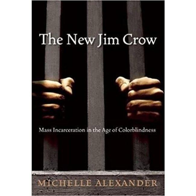 NEW    ALEXANDER / NEW JIM CROW