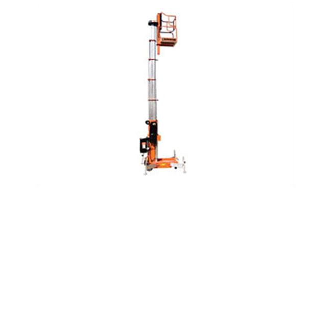 SNORKEL UL32 Personal Lift, 32' single lift
