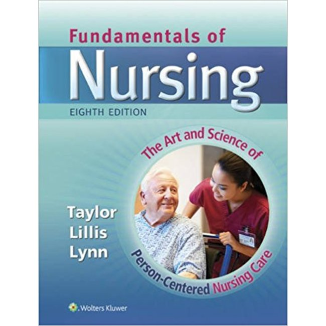 Used| TAYLOR / FUNDAMENTALS OF NURSING| Instructor: BIESEMEYER