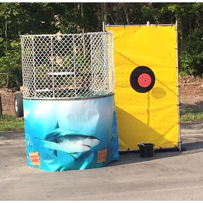 Air Brush and Dunk Tank Package