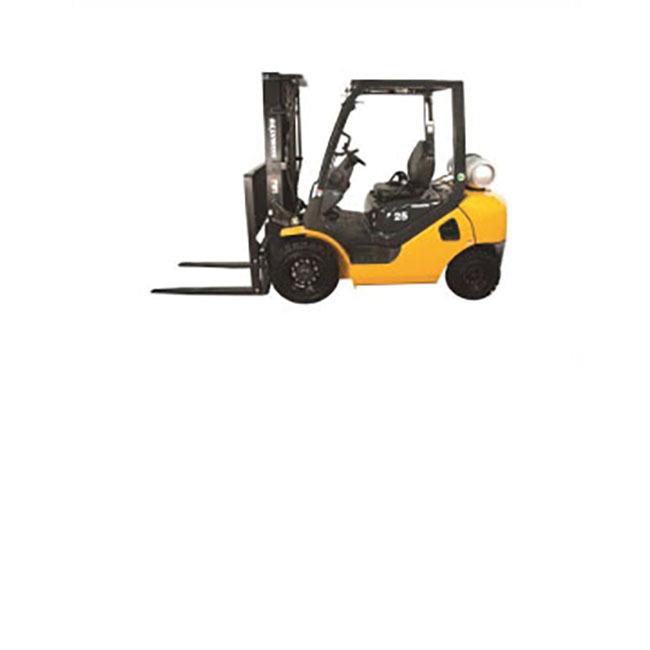 Komatsu FG30 Forklift, 6,000 lb cap