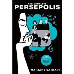 NEW || SATRAPI / COMPLETE PERSEPOLIS