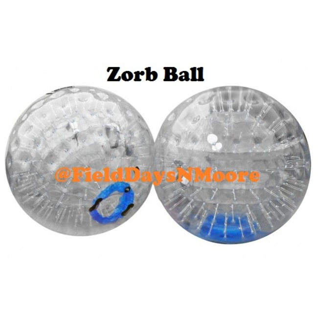 Zorb Track - Rolling Hills