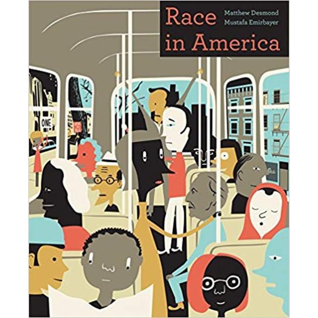 USED || DESMOND / RACE IN AMERICA (LOOSE-LEAF)