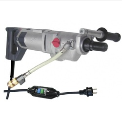 CARDI T1 MU-EL A2 HAND-HELD CORE DRILL WET & DRY DRILLING FOR HEAVY DUTY USE - # OBR43