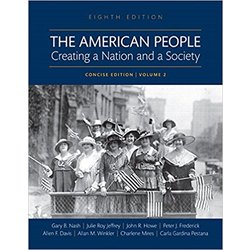 NEW || NASH / AMERICAN PEOPLE CONCISE VOL TWO (LOOSE-LEAF)