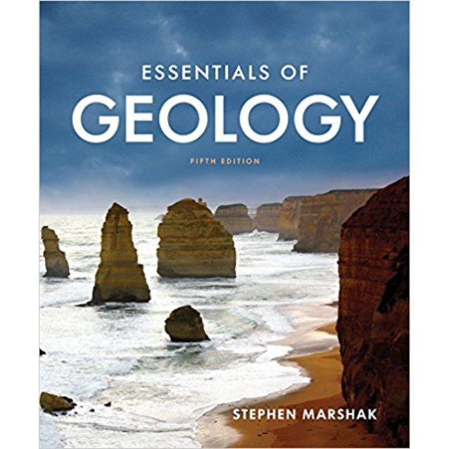 NEW || MARSHAK / ESSENTIALS OF GEOLOGY (LOOSE-LEAF)
