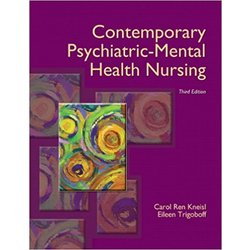 USED || KNEISL / CONTEMPORARY PSYCHIATRIC-MENTAL HEALTH NURSING