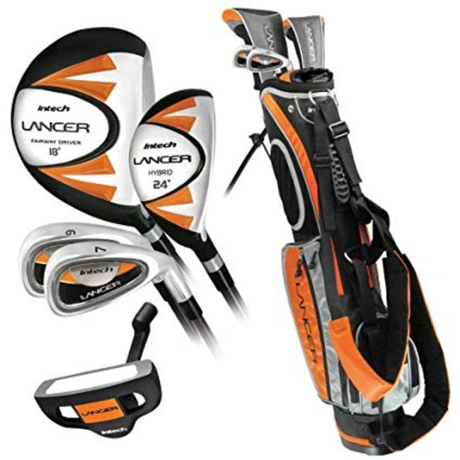 Junior Lancer Medium Golf Set Left Handed