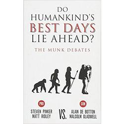 NEW || PINKER / DO HUMAN KIND'S BEST DAY LIE AHEAD