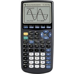 Ti-83 Plus Graphing Calculator