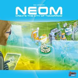 NEOM Create the City of Tomorrow