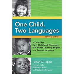 USED || TABORS / ONE CHILD, TWO LANGUAGES (W/CD ONLY)
